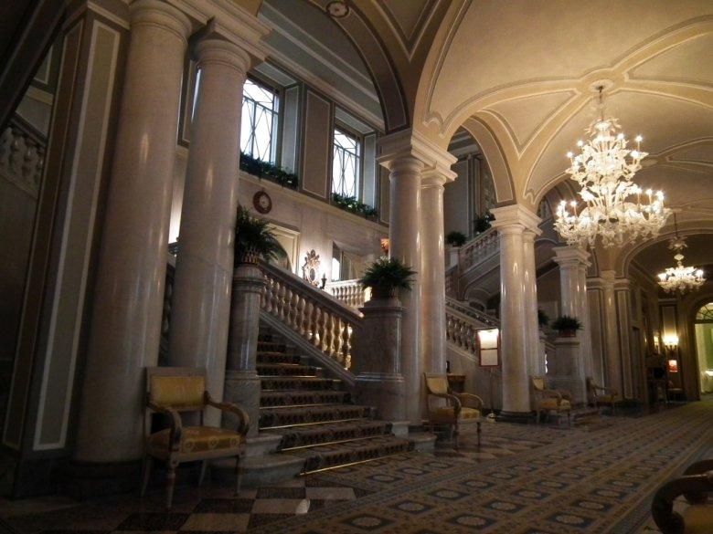 Villa d'Este, czyli świątynia elegancji w Cernobbio nad jeziorem Como