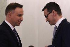 Prezydent Duda zaprosił premiera Morawieckiego na rozmowę w sprawie podwyżek dla nauczycieli.