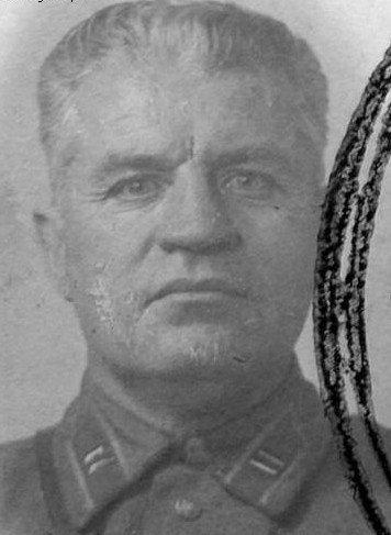 Iwan Stepanow, konwojent NKWD.