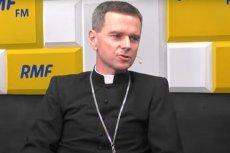 Ks. Mirosław Milewski, biskup pomocniczy diecezji płockiej skomentował aferę w diecezji kaliskiej.