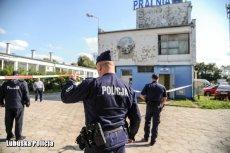 Zabójstwo w pralni w Gorzowie. Sprawca zastrzelony przez policję k. Berlina.