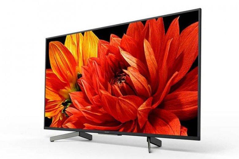 Telewizor Sony KD-55XG8505 z trybem eco