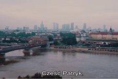 """""""Cześć Patryk, to ja, Warszawa"""" – ten spot nie spodoba się Patrykowi Jakiemu."""