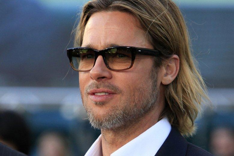 Brad Pitt nie rozpoznaje twarzy przyjaciół. Choruje na prozopagnozję