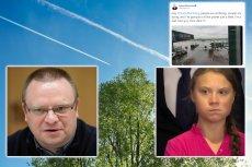 Dziennikarz Łukasz Warzecha chciał dopiec nastoletniej aktywistce. Jego post jednak zwraca uwagę na problem z transportem lotniczym, który ma coraz większy wpływ na zmiany klimatyczne