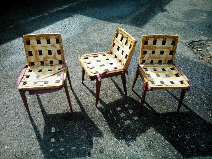 Krzesła typu Aga