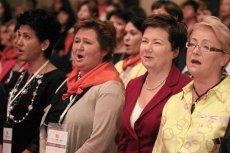 Działaczki Kongresu Kobiet zdecydują, czy przekształcić organizację w partię polityczną.