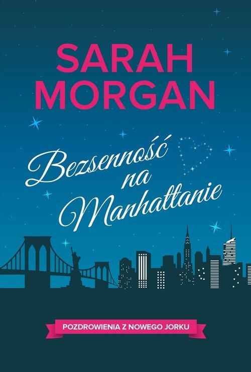 "Sarah Morgan ""Bezsenność na Manhatanie"""