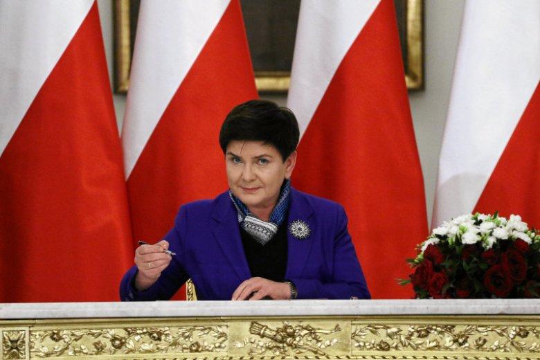 Beata Szydło nie ma wątpliwości co do kompetencji Ewy Bugały.