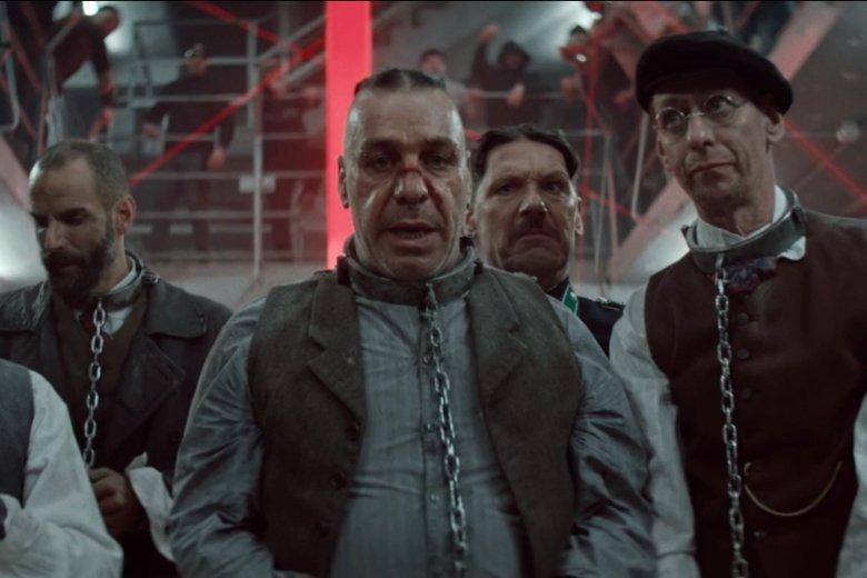 """W teledysku do """"Deutschland"""" zespół nie bierze jeńców"""