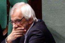 """Wicemarszałek Sejmu Ryszard Terlecki powiedział, że """"układ, który tak histerycznie się broni"""" zyskał przewagę dzięki prezydentowi Andrzejowi Dudzie."""