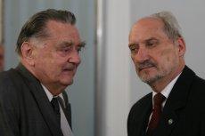 Były premier Jan Olszewski ocenia, że dymisja Macierewicza może bardzo zaszkodzić obozowi rządzącemu