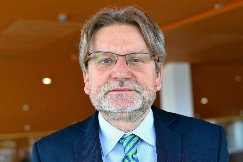 Jarosław Pinkas, sekretarz stanu w Ministerstwie Zdrowia.