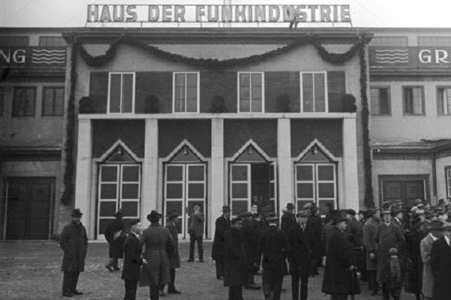 To w tym budynku odbyły się w 1924 roku pierwsze targi IFA w historii.