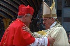 Nowy kardynał wydał nietypowe przyjęcie.