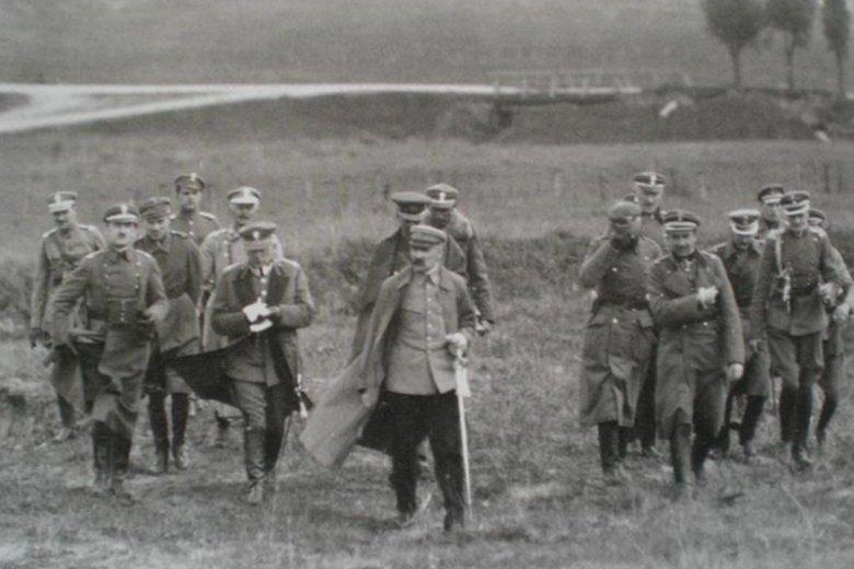 Zwycięstwo nad Bolszewikami zawdzięczamy marszałkowi Józefowi Piłsudskiemu