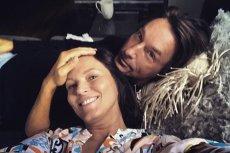Paul Montana i Ilona Felicjańska są małżeństwem od niespełna roku