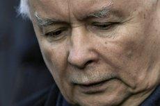 Jarosław Kaczyński trafił do szpitala z powodu problemów z kolanem.