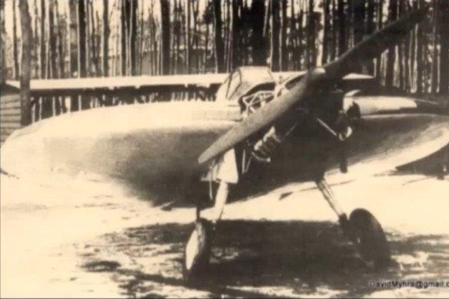 Sack AS-6 to niemiecki samolot o okrągłych skrzydłach.