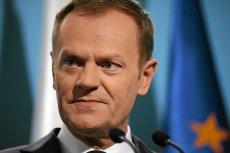 Donald Tusk: Jestem premierem polskiego rządu, a nie liderem salonowej rewolucji