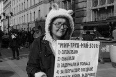 Jelena Grigoriewa była działaczką na rzecz praw człowieka.