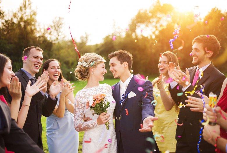 Huczne wesele to niemały wydatek...