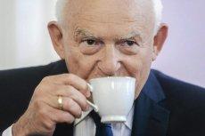 """Leszek Miller stwierdził, że lepsza kawa jest na stacji BP. Jej smak jest """"mniej polityczny""""."""