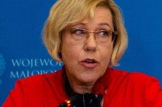 Małopolska Kurator Oświaty Barbara Nowak wyznała, że mimo wysokich zarobków, nie stać jej na kupno mieszkania lub domu.