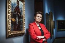 Małgorzata Omilanowska, minister kultury od 2014 roku