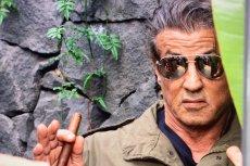 """Sylvester Stallone podzielił się na Instagramie zdjęciami z planu ostatniej części """"Rambo""""."""