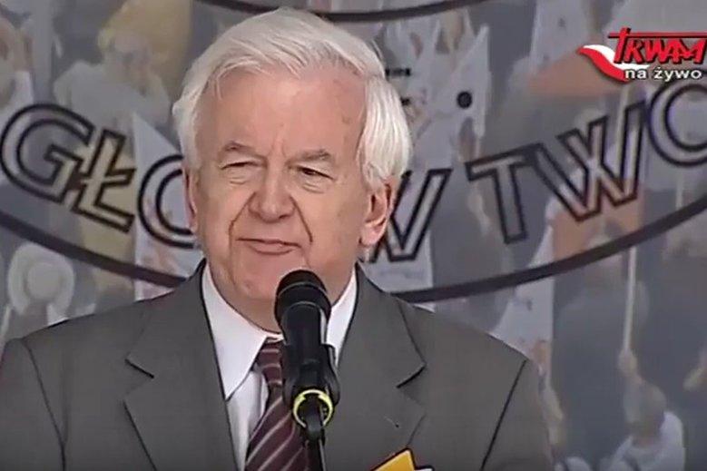Członek KRRiT Janusz Kawecki krytykuje szefa Rady za uchylenie kary dla TVN.