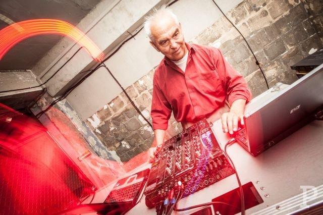 Senior DJs Academy