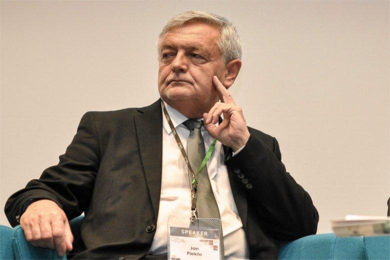 Jan Piekło mocno podpadł skrajnej prawicy w Polsce swoim stosunkiem do Ukraińców.