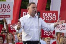 Andrzej Duda stwierdził, że rząd PO-PSL był gorszy od koronawirusa.