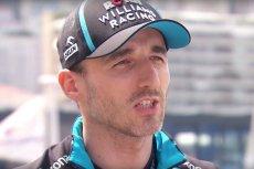 Kubica nie ukończył wyścigu w Rosji.