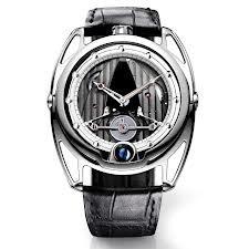 "Zwycięski zegarek De Bethune (DB28TIS8) z roku 2011 ""Aiguille d'Or"" Grand Prix d'Horologerie de Geneve"