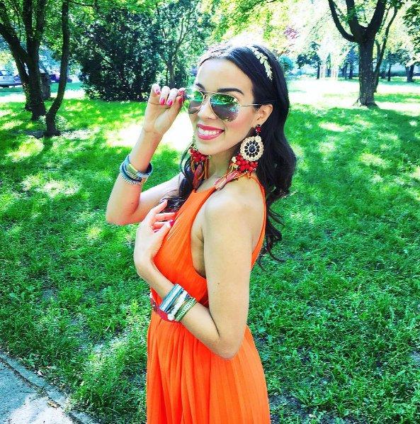 Blogerka Tamara Gonzalez Perea