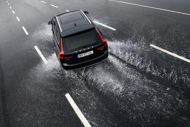 Volvo XC90, czyli kolos, któremu niestraszne żadne warunki drogowe