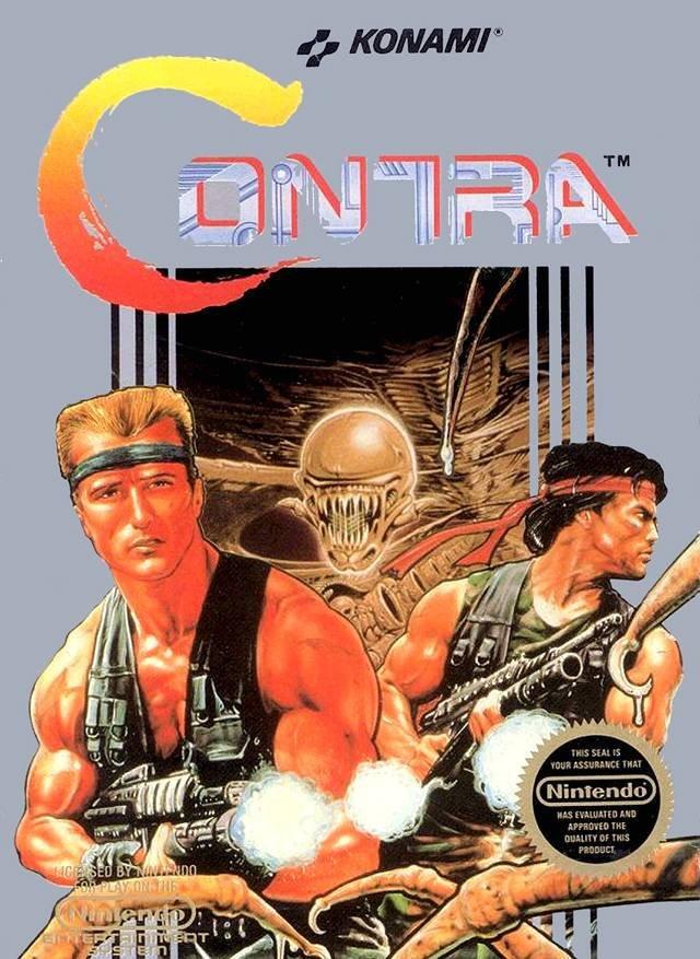 Schwarzenegger, Obcy(!) i Rambo czyli amerykańska wersja Contry