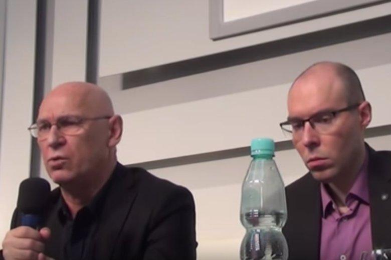 Debatę o źródłach antypolonizmu poprowadził Marcin Rola.