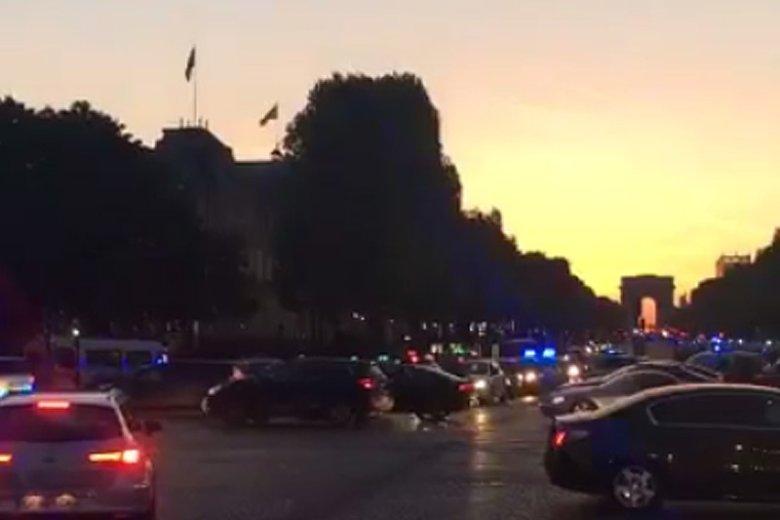 W Paryżu doszło do strzelaniny.