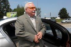 Wpis Lecha Wałęsy o broni z pewnością nie pomoże w obronie SN.