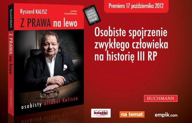"""Premiera książki """"Z PRAWA na lewo"""" już 17 października"""