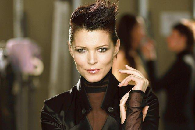 Ilona Felicjańska, modelka i autorka książek, otwarcie przyznaje się  do swojego alkoholizmu.
