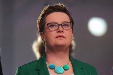 Katarzyna Lubnauer mocno straciła w oczach Grzegorza Schetyny...