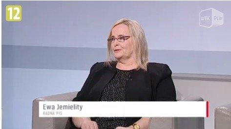 Ewa Jemielity - radna miejska PiS