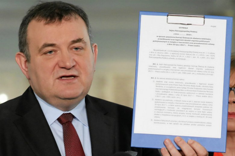 Stanisław Gawłowski wydał oświadczenie ws. agencji towarzyskiej w wynajmowanym mieszkaniu.