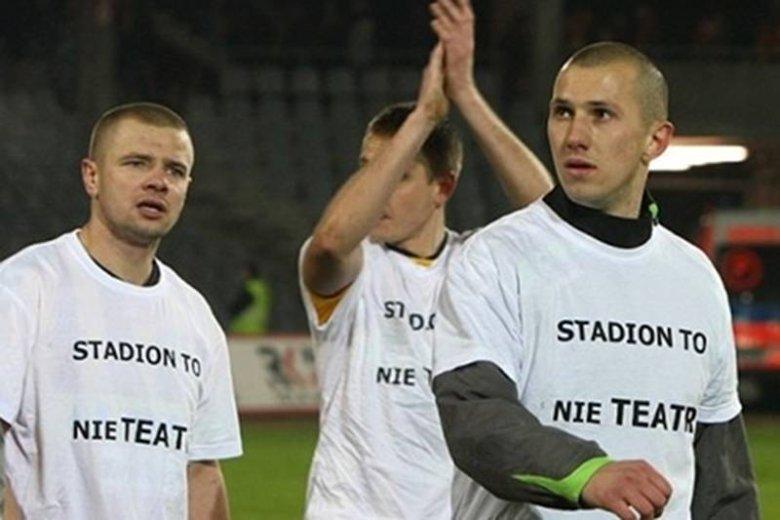 Piłkarze Korony solidaryzują się ze swoimi kibicami