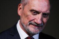 Macierewicz wypowiedział się na temat opozycji w swoim felietonie na antenie TV Trwam i Radia Maryja.