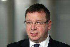 Michał Wójcik w ostrym tonie skomentował słowa rzecznika Sądu Najwyższego.